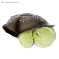 peluche en forme de tortue veilleuse et lecteur mp3. Black Bedroom Furniture Sets. Home Design Ideas